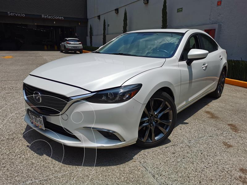 Foto Mazda 6 i Grand Touring Plus usado (2016) color Blanco Perla precio $280,000