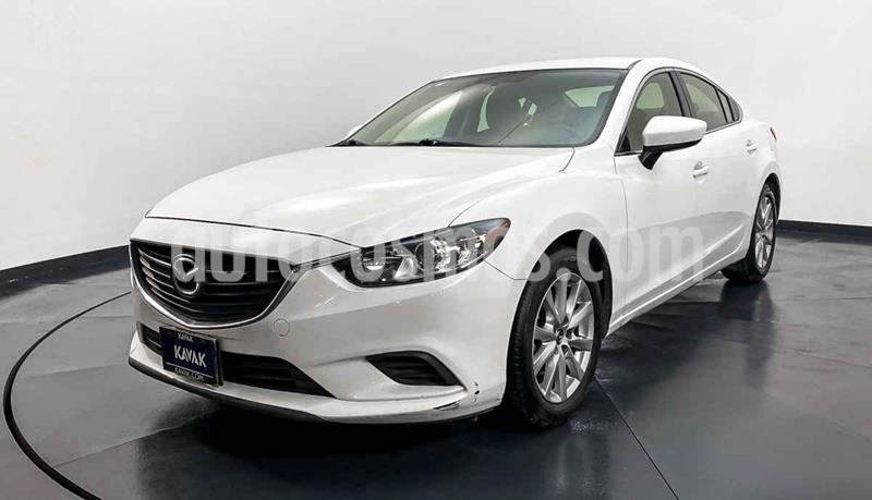 Mazda 6 i Grand Touring Aut usado (2013) color Blanco precio $179,999
