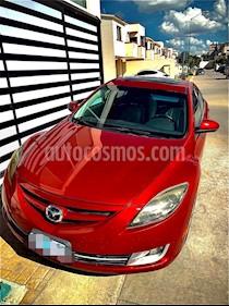 Foto Mazda 6 i Grand Touring Aut usado (2010) color Rojo Sangria precio $110,000