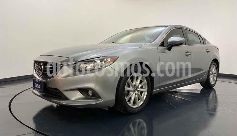 Mazda 6 i Grand Touring Plus usado (2015) color Plata precio $192,999