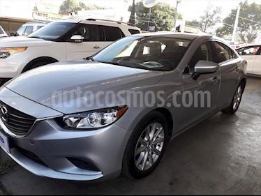 Mazda 6 i Sport usado (2016) color Plata precio $235,000