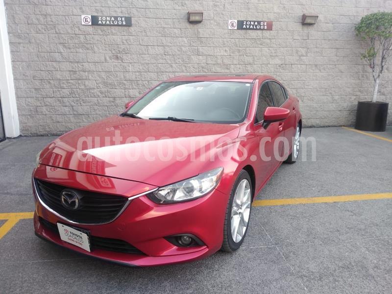 Mazda 6 i Grand Touring usado (2015) color Rojo precio $205,000