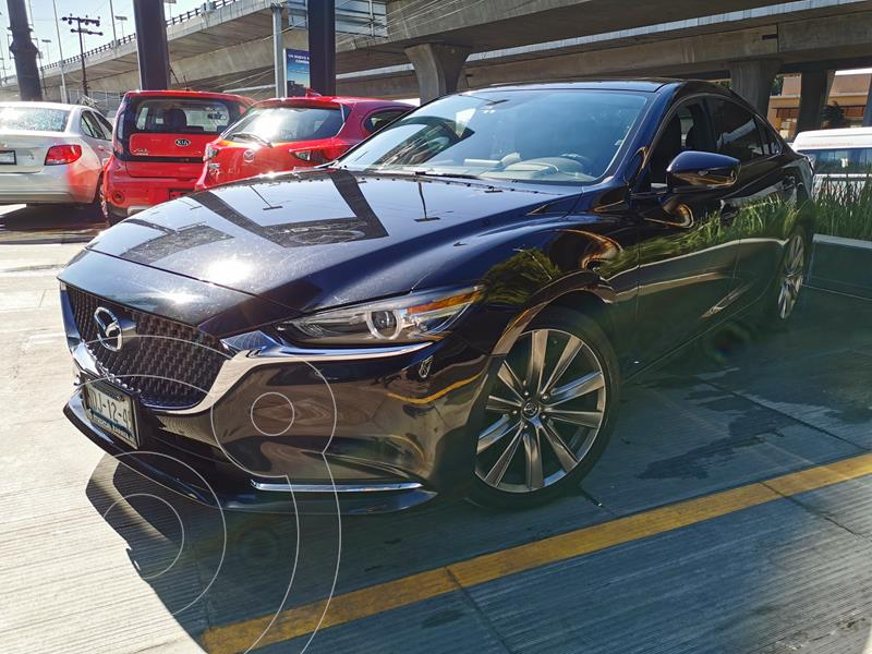 Mazda 6 Signature usado (2019) color Negro precio $420,000