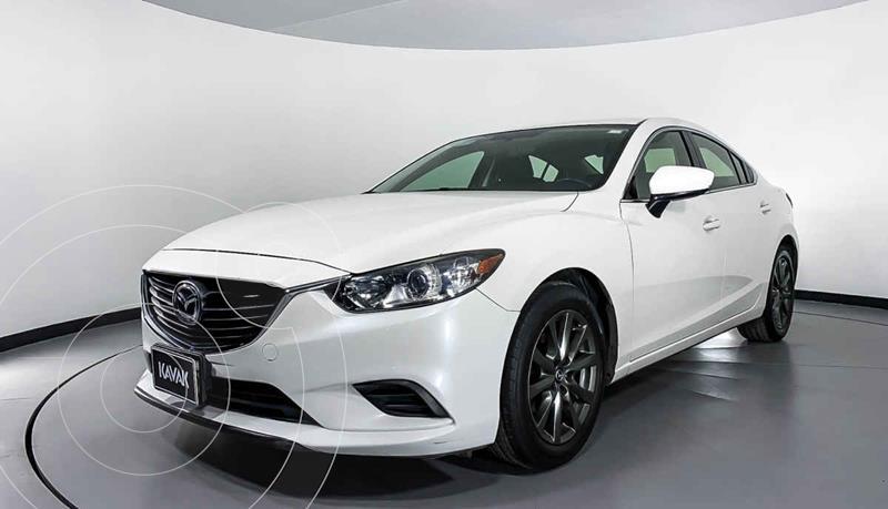 Foto Mazda 6 i Grand Touring Aut usado (2017) color Blanco precio $217,999