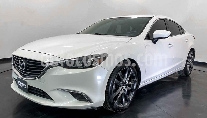 Mazda 6 i Grand Touring Aut usado (2017) color Blanco precio $262,999