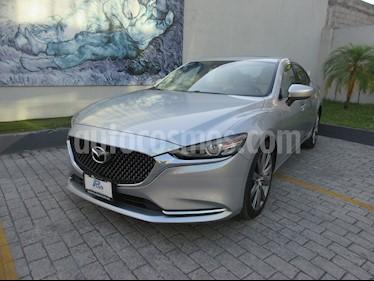 Mazda 6 Signature usado (2019) color Plata precio $419,900