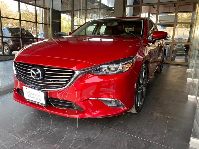 Mazda 6 i Grand Touring Plus usado (2016) color Rojo precio $255,000
