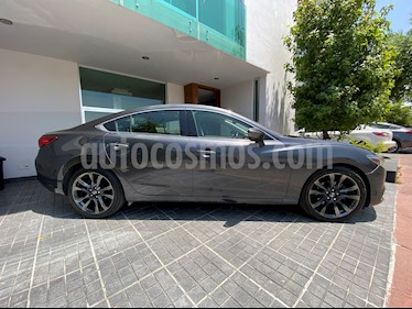 Mazda 6 i Grand Touring Plus usado (2016) color Gris Meteoro precio $280,000