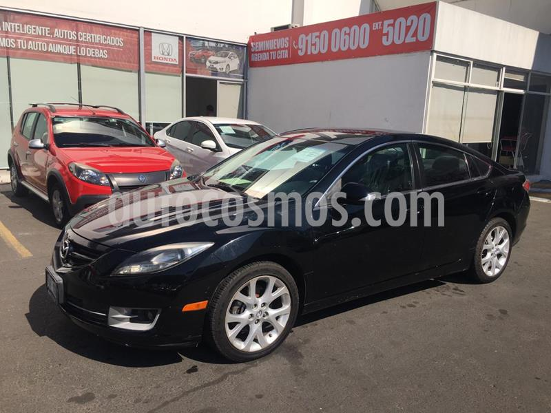 Mazda 6 s Grand Touring  usado (2013) color Negro precio $150,000