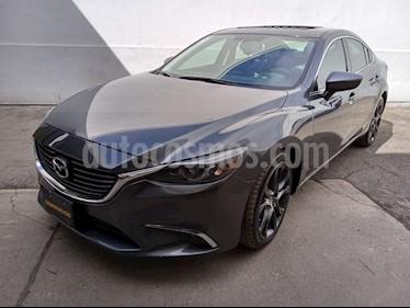 Mazda 6 i Grand Touring Aut usado (2016) color Gris Cometa precio $245,000