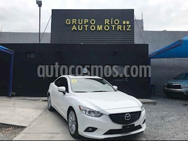 Mazda 6 i Grand Touring Aut usado (2017) color Blanco precio $293,000