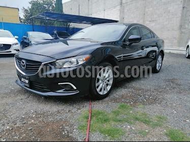 Mazda 6 i Sport Aut  usado (2018) color Negro Onix precio $280,000