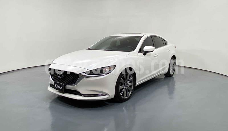 Mazda 6 Signature usado (2019) color Blanco precio $434,999