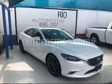 Mazda 6 i Grand Touring Plus usado (2016) color Blanco precio $255,000