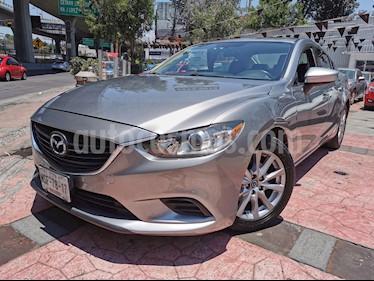 Mazda 6 i Sport usado (2015) color Plata precio $185,000