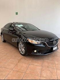 Mazda 6 i Grand Touring Aut usado (2017) color Negro precio $275,000