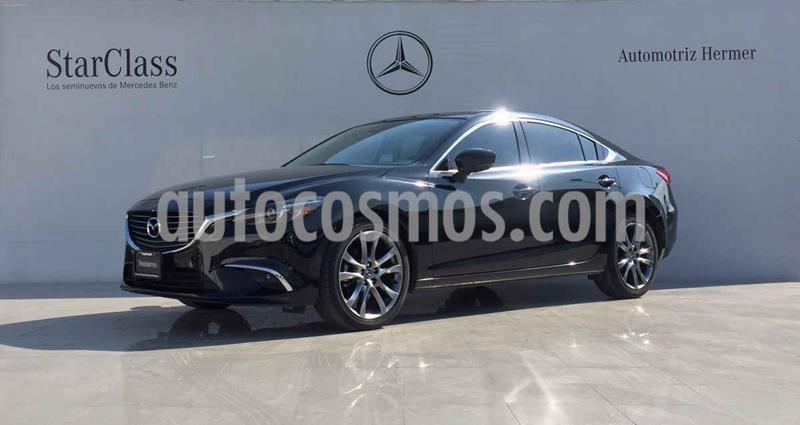 Mazda 6 i Grand Touring Plus usado (2018) color Negro precio $314,900
