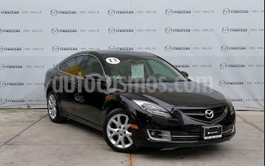 Foto Mazda 6 i Grand Touring Aut usado (2013) color Negro precio $170,000