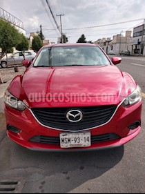 Mazda 6 i Sport Aut  usado (2015) color Rojo precio $185,000