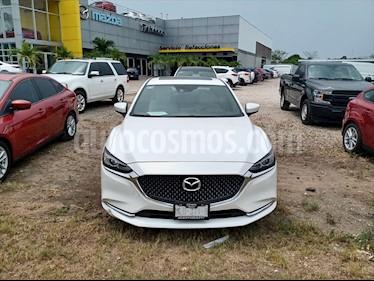 Mazda 6 Signature usado (2019) color Blanco precio $375,000