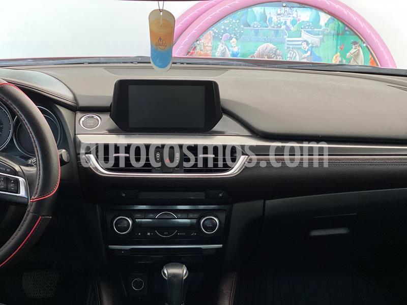 Mazda 6 i Grand Touring Plus usado (2016) color Rojo precio $260,000