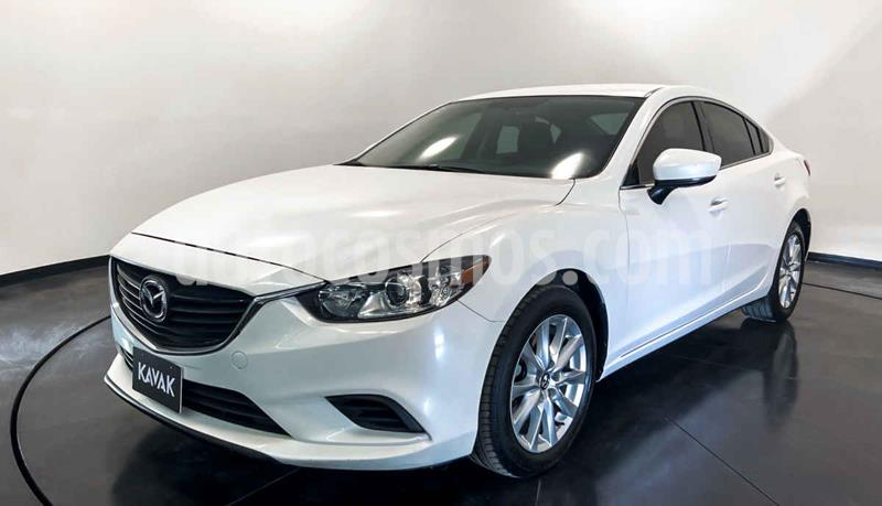 Mazda 6 i Sport Aut usado (2017) color Blanco precio $239,999