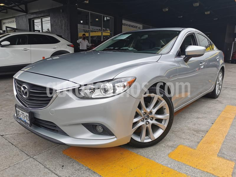 Mazda 6 i Grand Touring Aut usado (2017) color Plata precio $255,000