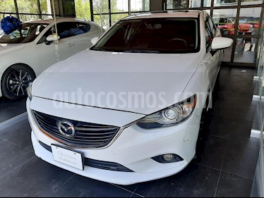 Mazda 6 i Grand Touring Plus usado (2014) color Blanco Perla precio $137,000