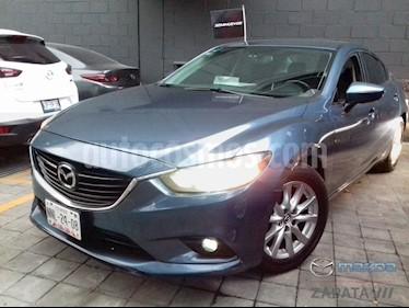 Foto Mazda 6 i Grand Touring Aut usado (2014) color Azul Kona precio $180,000