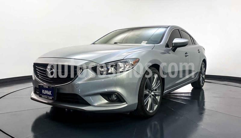 Mazda 6 i Grand Touring Aut usado (2017) color Plata precio $262,999