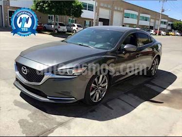 Mazda 6 4p Signature L4/2.5/T Aut usado (2019) color Gris precio $330,000