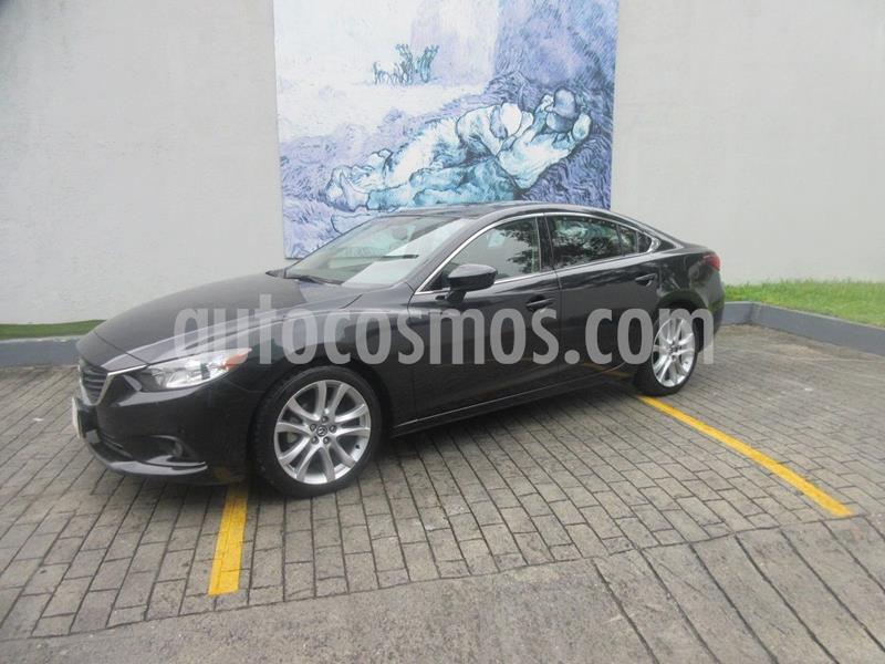 Mazda 6 i Grand Touring usado (2016) color Negro precio $239,900