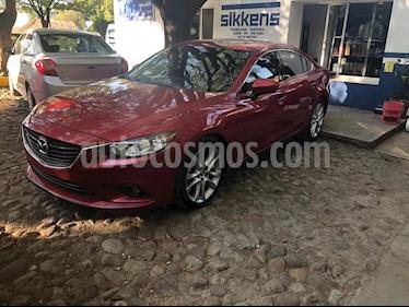Mazda 6 i Grand Touring usado (2015) color Rojo precio $250,000