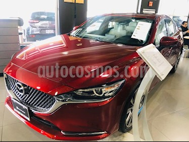 Mazda 6 Signature usado (2020) color Rojo precio $597,900