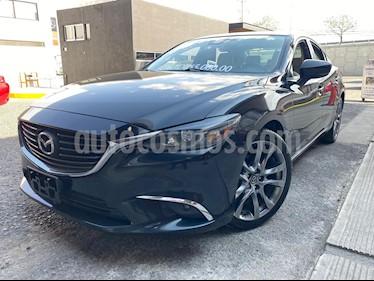 Mazda 6 i Grand Touring Aut usado (2017) color Negro precio $310,000