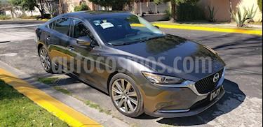 Mazda 6 i Grand Touring Plus usado (2019) color Gris Titanio precio $360,000