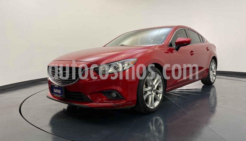 Mazda 6 i Grand Touring Plus usado (2015) color Rojo precio $252,999