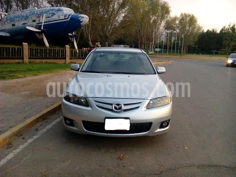 Mazda 6 i Sport usado (2007) color Plata precio $70,000