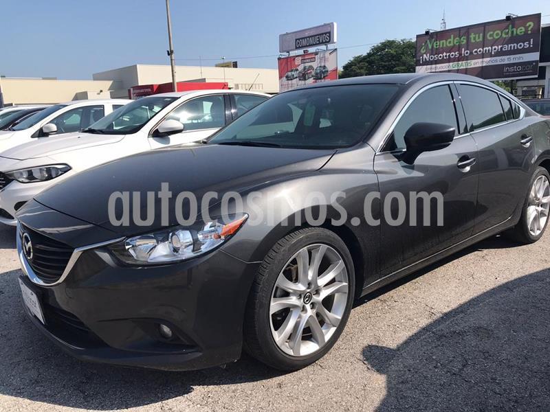 Mazda 6 i Grand Touring usado (2018) color Gris precio $310,000