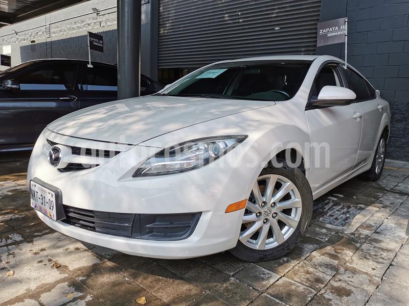 Mazda 6 s Sport Aut usado (2013) color Blanco precio $135,000
