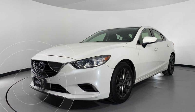 Mazda 6 i Grand Touring Aut usado (2017) color Blanco precio $229,999