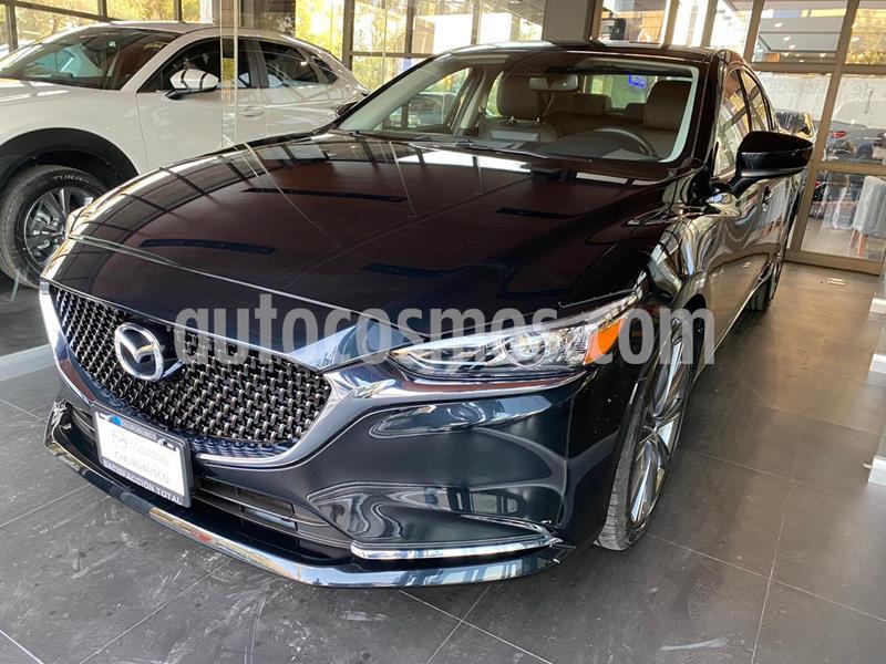 Mazda 6 i Grand Touring Aut usado (2020) color Negro precio $429,000