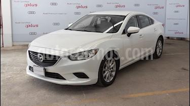 Mazda 6 i Grand Touring Aut usado (2015) color Blanco precio $200,000
