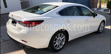 Mazda 6 i Sport Aut  usado (2016) color Blanco precio $205,000