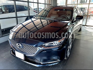 Mazda 6 Signature usado (2020) color Negro precio $495,000