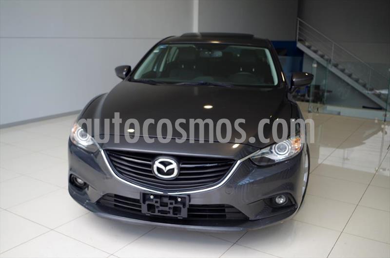 Mazda 6 I-TOURING PLUS 4 CIL usado (2015) color Gris precio $249,000