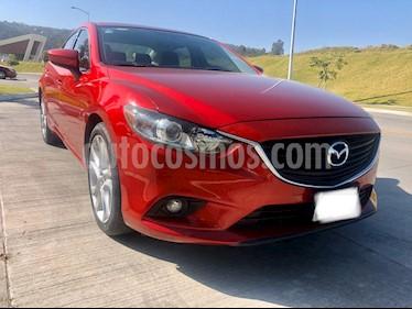 Mazda 6 i Grand Touring usado (2015) color Rojo precio $220,000