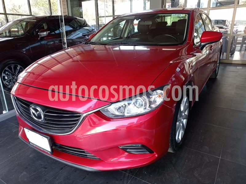 Mazda 6 i Sport Aut  usado (2014) color Rojo Sangria precio $155,000