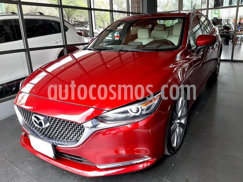 Mazda 6 Signature usado (2019) color Rojo precio $420,000