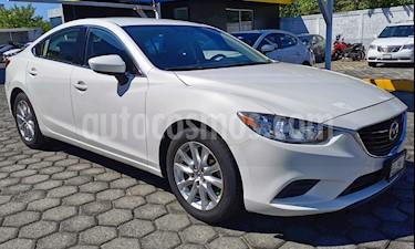 Mazda 6 i Sport Aut  usado (2016) color Blanco precio $240,000